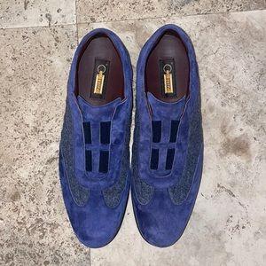 Zilli men's dress shoes